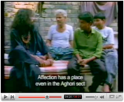 Living With The Dead | An Aghori Film By Bedi Brothers, part 5 of 6.