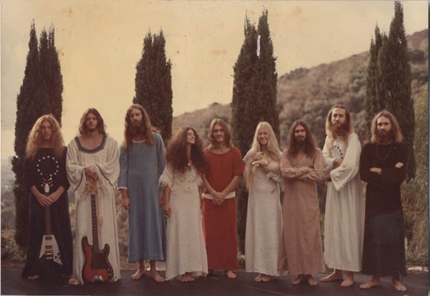The Spirit of '76: Father Yod, Ya Ho Wa 13, and The Source Family.